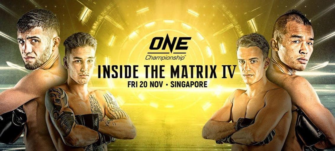 Inside the Matrix 4 - One Championship Picture