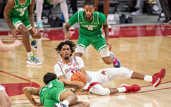 Image for Razorback Recap: 15-Point Victory Over North Texas