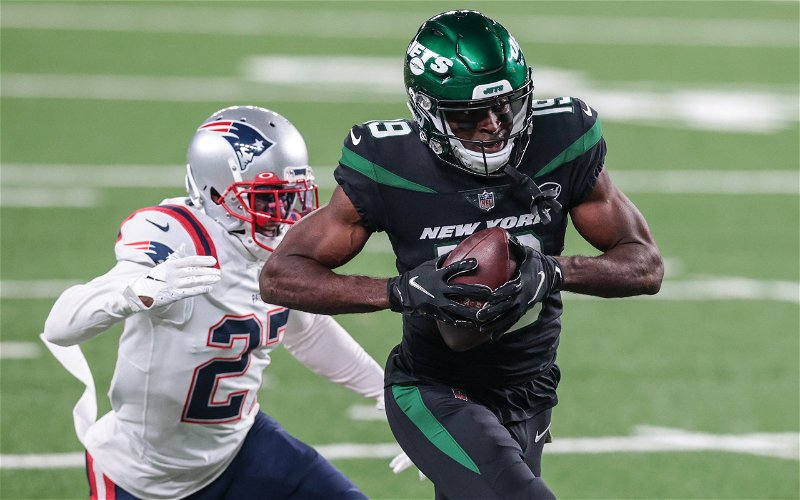 Image for 2021 Jets Offseason: Disappointing Breshad Perriman Shouldn't Remain With New York