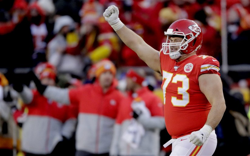 Image for Offensive Line Problems to Fix Before Chiefs Playoffs Start