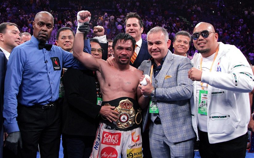 Image for Manny Pacquiao's Lesson To Be Learned From Mike Tyson- Roy Jones