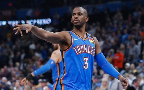 Image for Phoenix Suns and OKC Thunder Pull of Blockbuster Trade