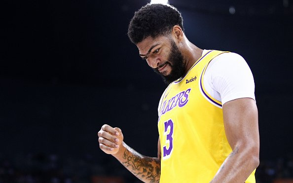 Image for Anthony Davis Agrees to 5-Year Extension With the Lakers