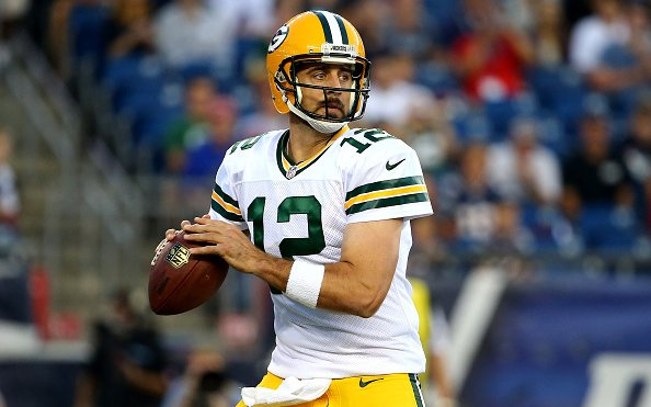 Image for Aaron Rodgers: 3 reasons the Packers QB should be MVP