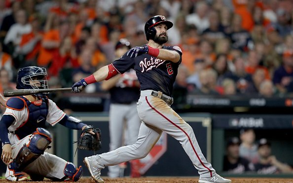 Image for Adam Eaton Free Agency: Back To The Future