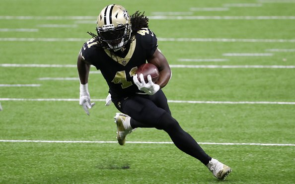 Image for The Saints Must Use Alvin Kamara Much, Much More