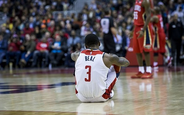 Image for Stop Sleeping on the Washington Wizards