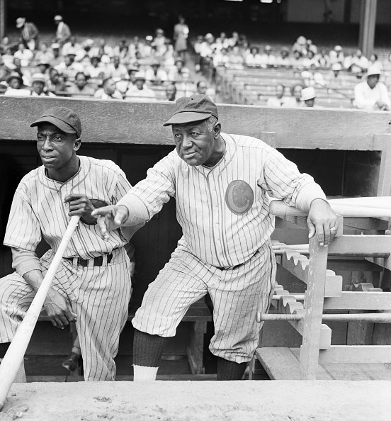 Cool Papa Bell (left) was one of the greatest to ever play in the Negro Leagues.