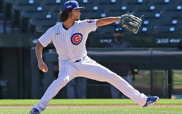 Image for The Chicago Cubs Could Trade Kyle Hendricks, Yu Darvish