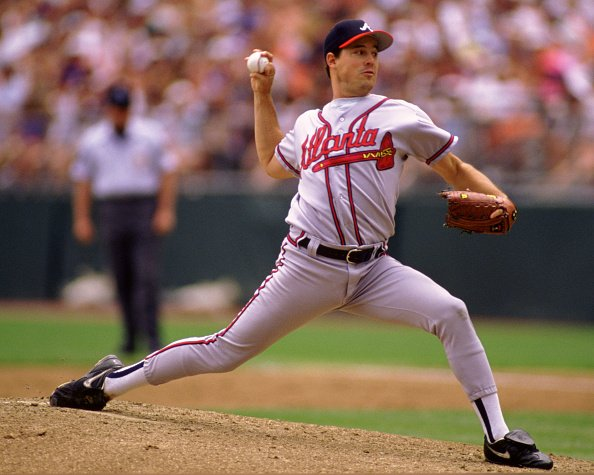 Greg Maddux was one of the most consistent pitchers of all time.