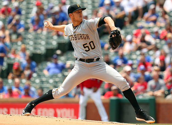 Jameson Taillon is at the center of these Yankees-Pirates trade talks.