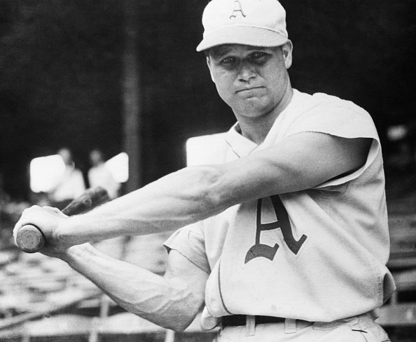 Jimmie Foxx was a titan of baseball in the 1920s and 1930s.
