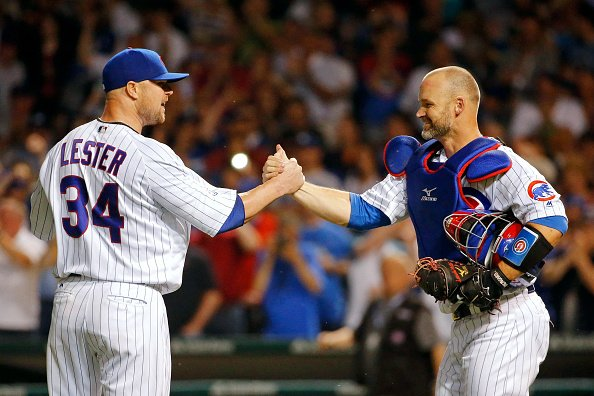 Cubs are still interested in re-signing Jon Lester