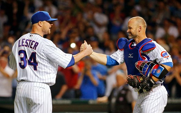 Image for Re-Signing Jon Lester: Chicago Cubs Remain Interested
