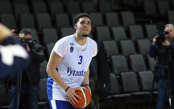 Image for Liangelo Ball Signs a 1-Year Deal With Extreme Difficulty