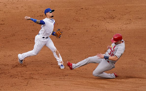 Image for NL Central Race To Mediocrity