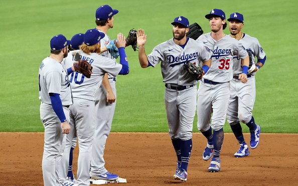 Image for NL West Determined to Dominate