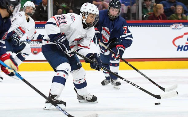 Image for Nicholas Robertson Missing From 2020 US WJC Roster
