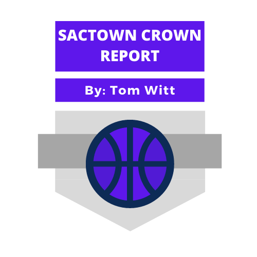 Sactown Crown Logo