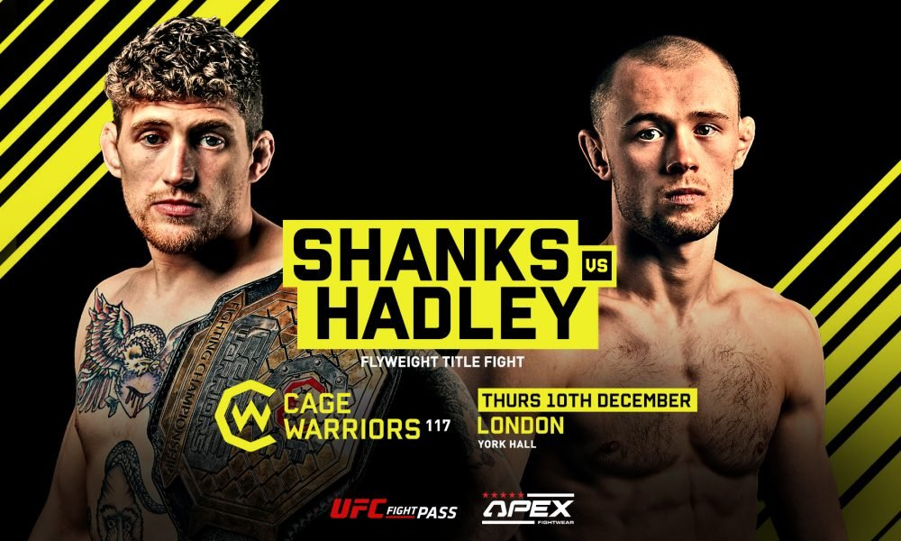 Cage Warriors 117