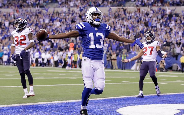 Image for 2021 NFL Free Agency: 4 Teams That Could Sign TY Hilton