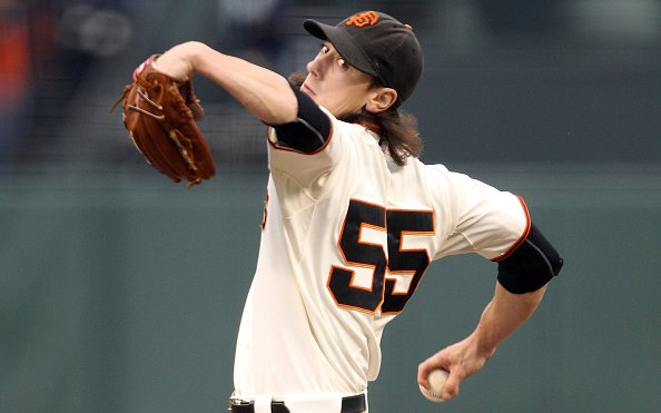 Image for Tim Lincecum Retired? The Mystery Man