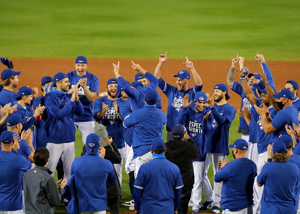 The Toronto Blue Jays roster is on the rise.