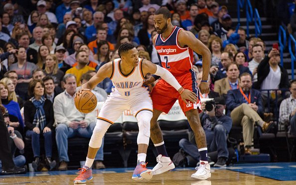 Image for Russell Westbrook traded to Washington Wizards for John Wall, 1st Round Pick