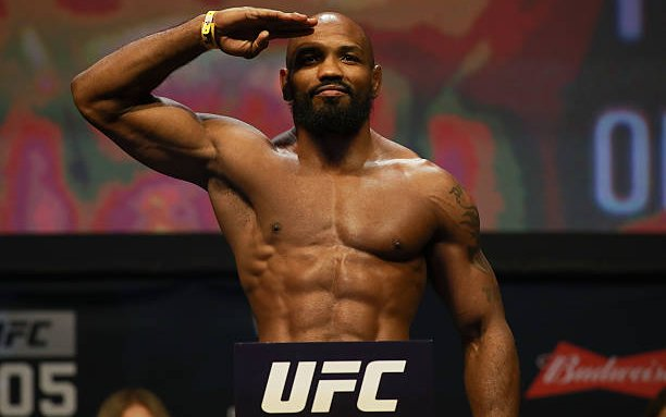 Image for Perennial Middleweight contender Yoel Romero departs from the UFC