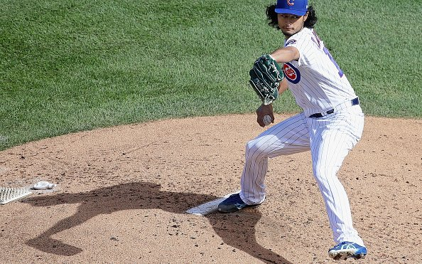 Image for Yu Darvish Trade Rumors: Padres-Cubs Reportedly Deep Into Talks