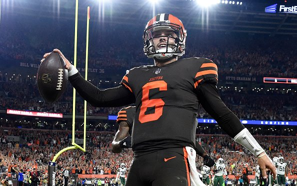 Image for The Browns' Playoff Odds Continue to Rise