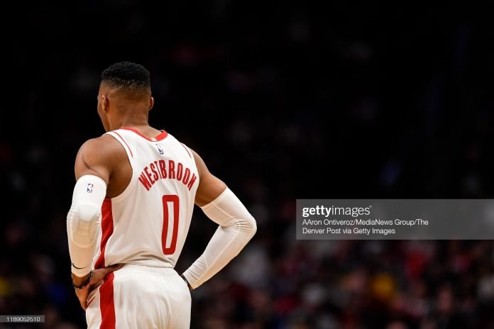 Russell Westbrook top 100 NBA Players