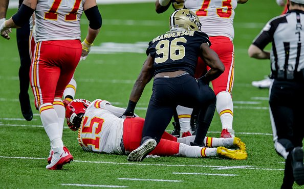Image for Chiefs' Offense Struggles in Win Over Saints