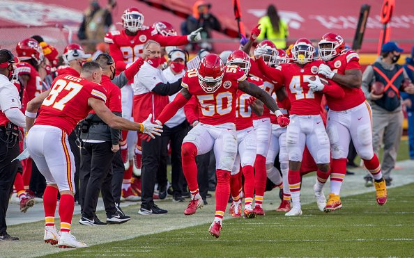 Image for Chiefs Linebacker Willie Gay Has Finally Been Unleashed