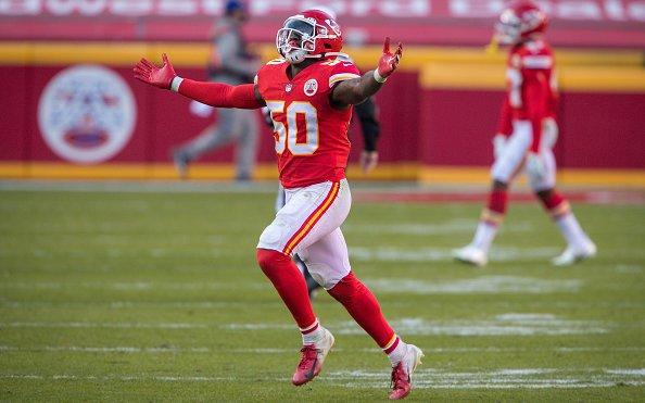 Image for Kansas City Turns Round One of the Playoffs into a Chiefs Bye Week