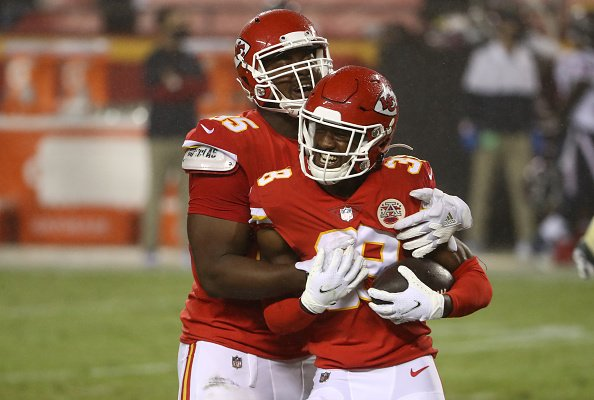Chiefs' rookie of the year