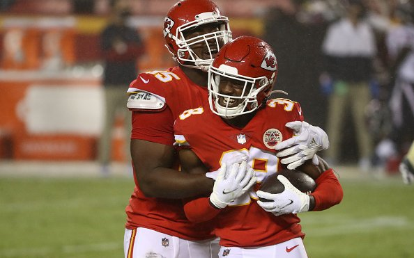 Image for Who is the Chiefs' Rookie of the Year through Week 15?