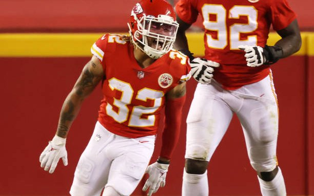 Image for Chiefs Safety Tyrann Mathieu Struggles in Return To Hometown