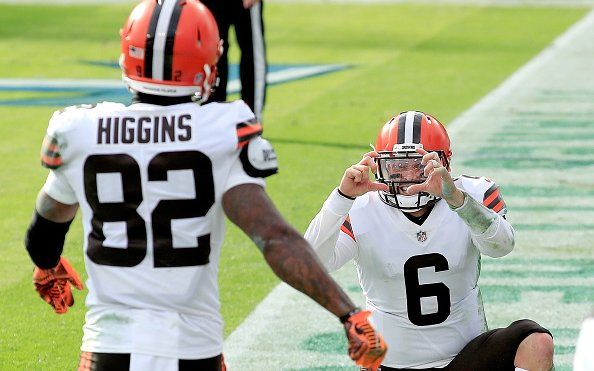 Image for Browns and Rashard Higgins Are Talking an Extension