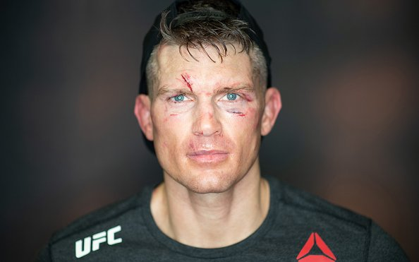 Image for UFC 'NMF' Wonderboy Thompson Calls Out the 'BMF' Jorge Masvidal For the Battle of the Baddest