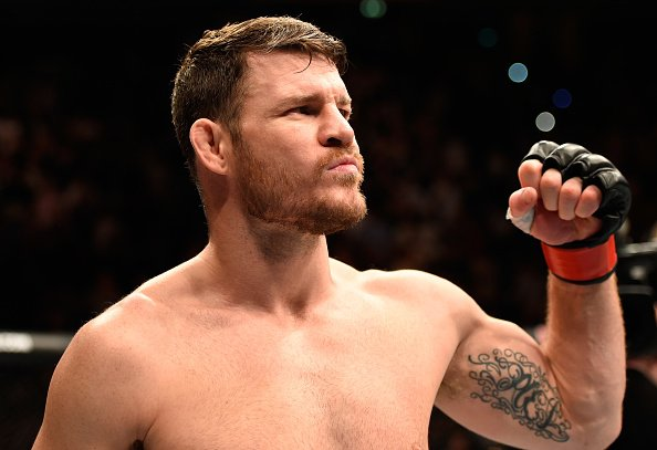 Michael Bisping Fight