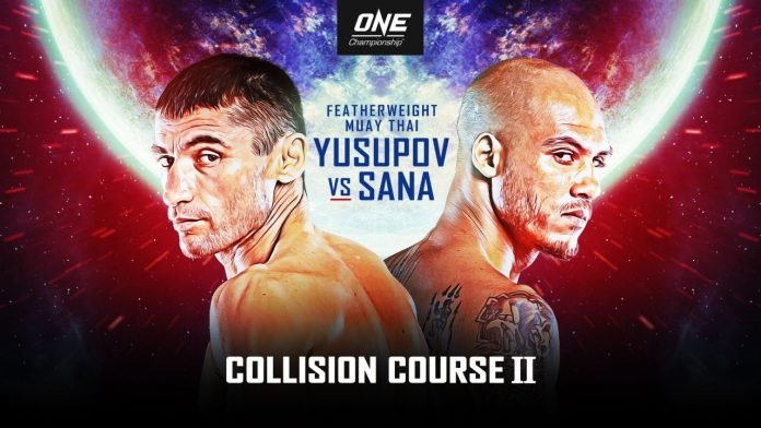 ONE: Collision Course II