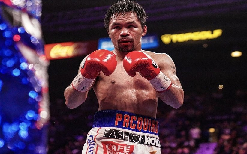 Image for Manny Pacquiao's Winding Road To A Comeback