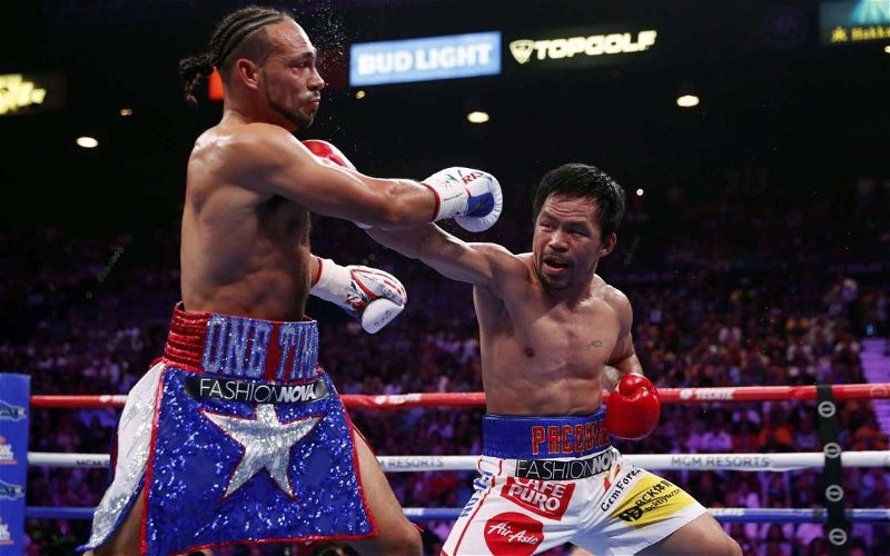 Image for Pacquiao Snubbed For Pound-for-Pound Recognition