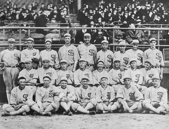 The Black Sox is arguably the worst scandal in MLB history.