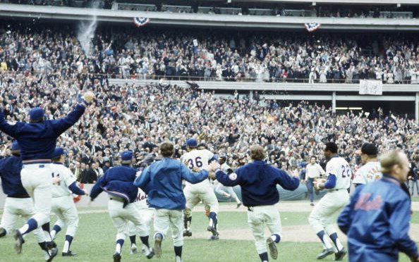 Image for MLB History: 1969 Mets Race for the Ring