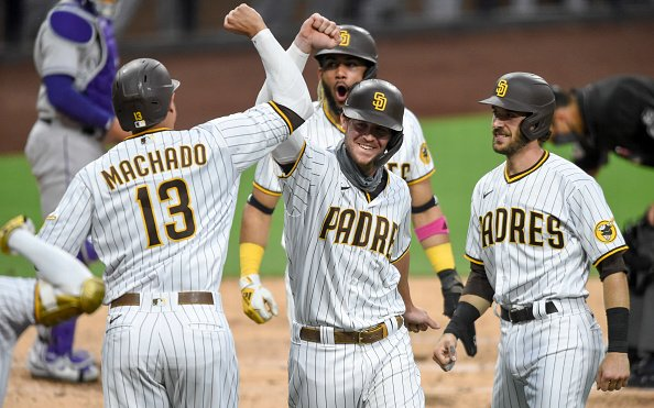 Image for 2021 Padres Predictions: Dodgers Will Have Their Hands Full