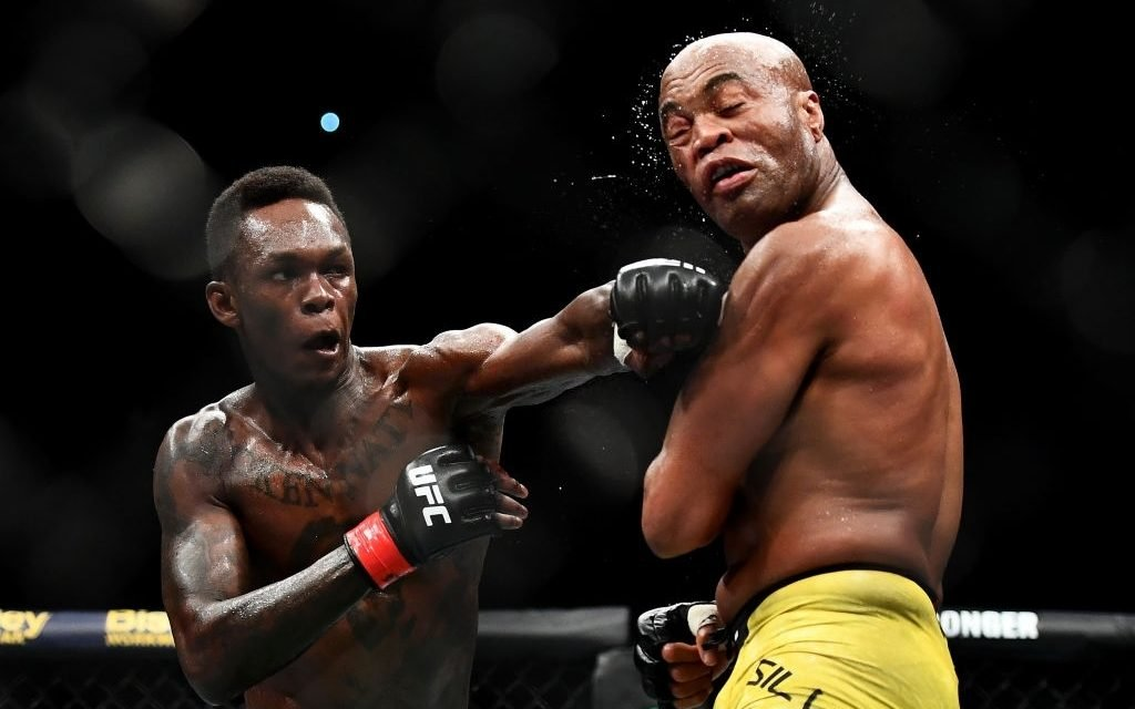 Superfight of the wizards, Adesanya vs Silva was a battle of incredible strikers