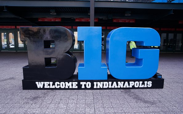 Image for Big Ten Tournament Considering Move to Indianapolis, March 10-14.