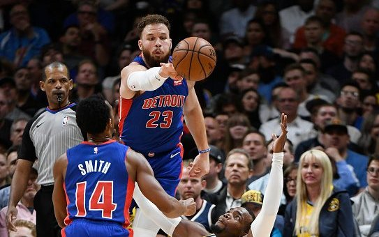 Image for Three Potential Blake Griffin Trades: What's Next for the Former All-Star?